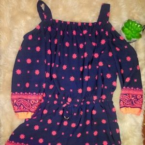 My Michelle Girls romper size XL